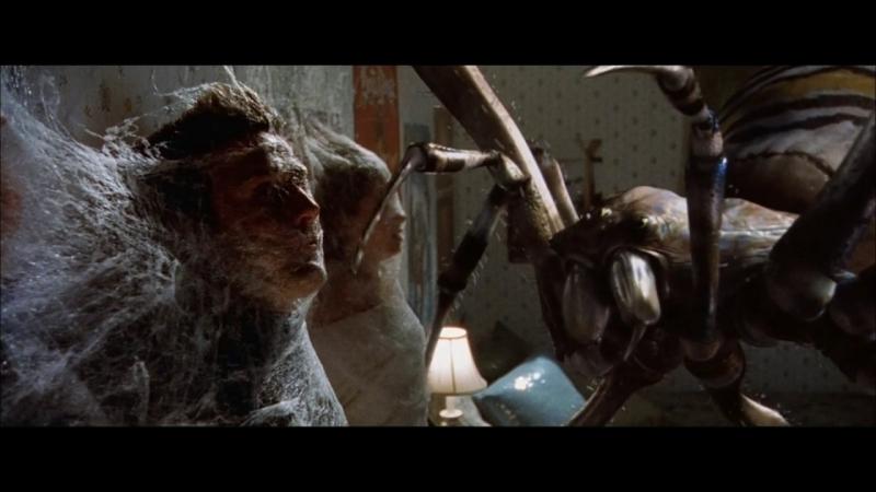 Атака пауковВосьминогие твари[Ужасы, фантастика, комедия,2002, США, Австралия, WEB-DL 720p] LIVE