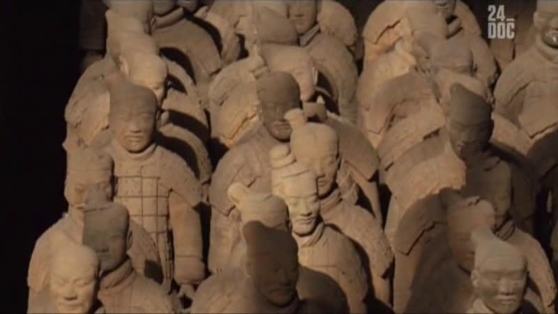 Искусство Китая, часть 1, В поисках рая.