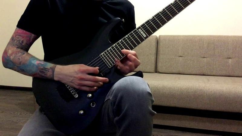 和楽器バンド Wagakki Band - 焔 Homura (cover) Tab and Backtrack