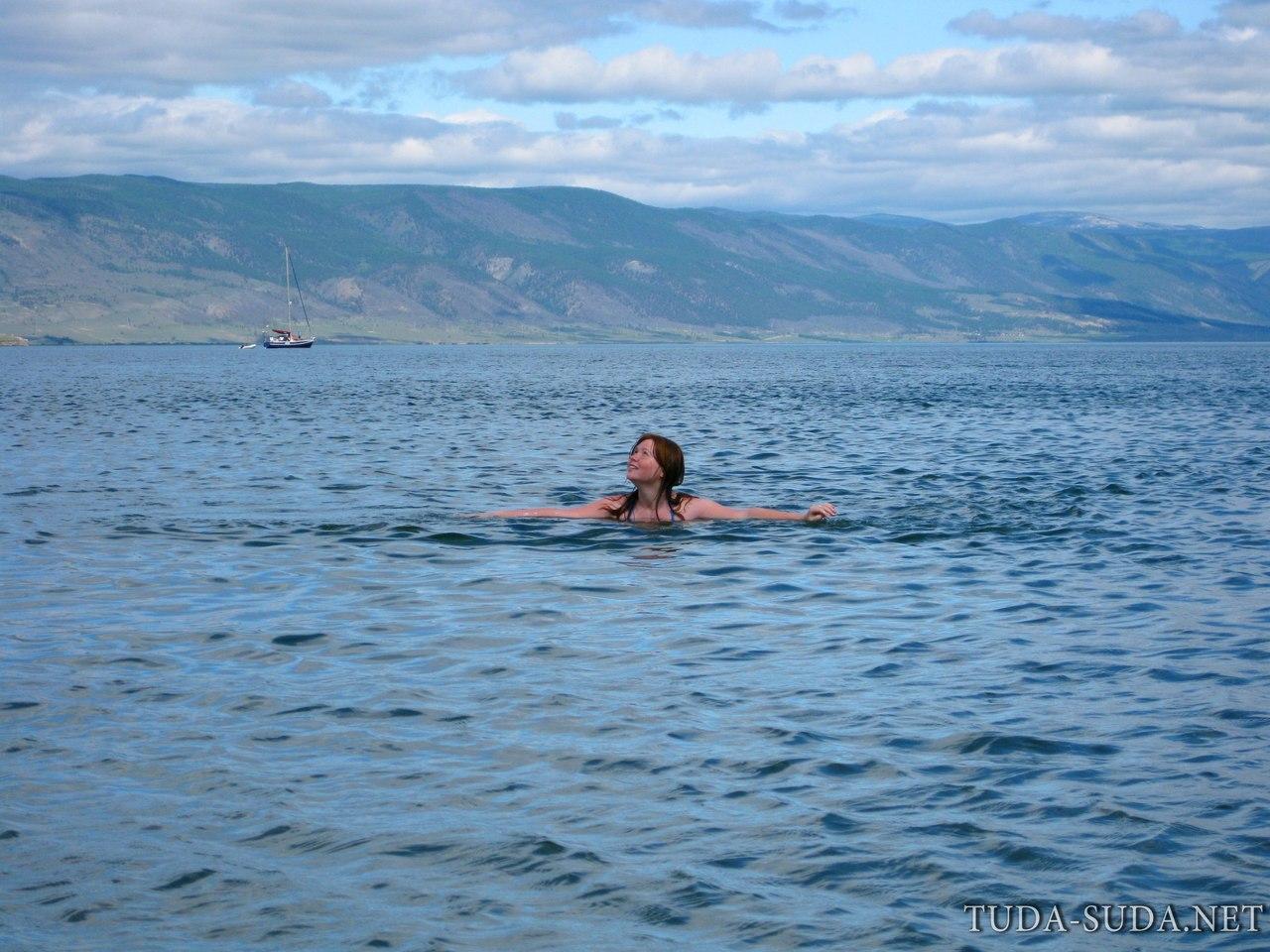 где купаться на Байкале