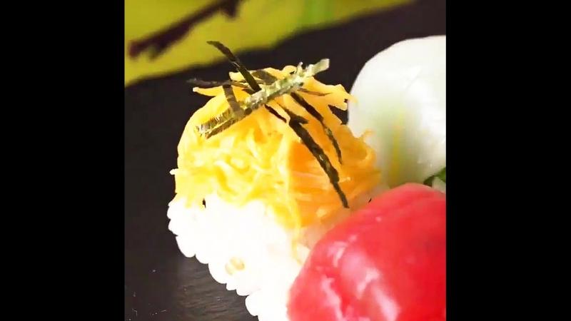 Суши. Очень легко, быстро и красиво