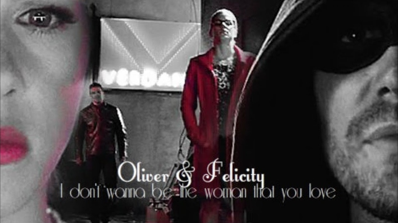 ►Oliver Felicity || Losing Your Memory