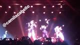 Adam Lambert's 2 IG stories Camila Cabello's show in Berlin, Germany 2018-06-18