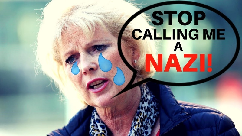 The Hypocrisy Of British Politicians | Anna Soubry Called Nazi | Leftist Violence Ignored