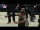 Full sequence_ LeBron James blocks Victor Oladipo, hits game-winning 3 in Game 5 vs. Pacers _ ESPN