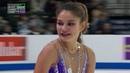 Софья Самодурова, ПП Гран-При в Америке 2018