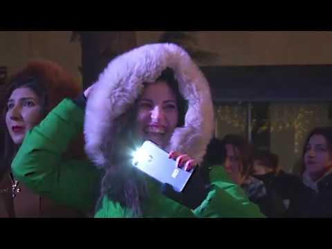 New Year 2019 Ijevan