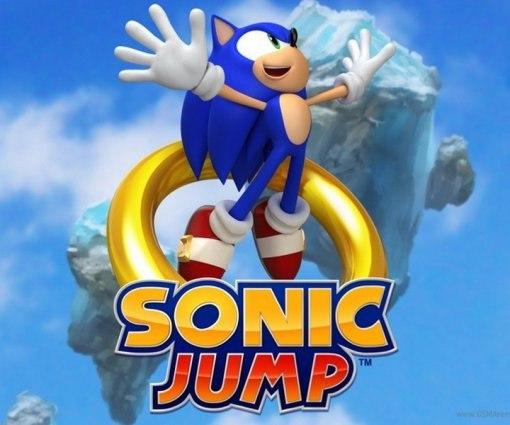 Скачать Sonic Jump Fever для android