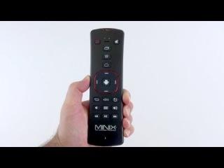 Обзор беспроводного пульта управления (клавиатура+мышьо) Minix A2 Gyro Remote