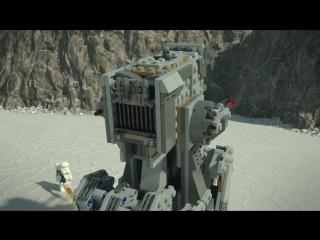 LEGO Star Wars - 75177 ТЯЖЕЛЫЙ РАЗВЕДЫВАТЕЛЬНЫЙ ШАГОХОД ПЕРВОГО ОРДЕНА