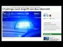 Mo , 21 01 2019 Der 22 jährige Angreifer zog die Schülerin in Minden aus dem Bus 17 Jährige nach Ang