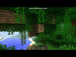 выживание в майнкрафт 13 часть новая карта
