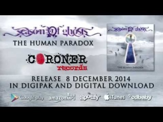 SEASON OF GHOSTS The Human Paradox ALBUM PREVIEW