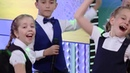 КиндерСтар в передачи С добрым утром, малыши с песней Школа