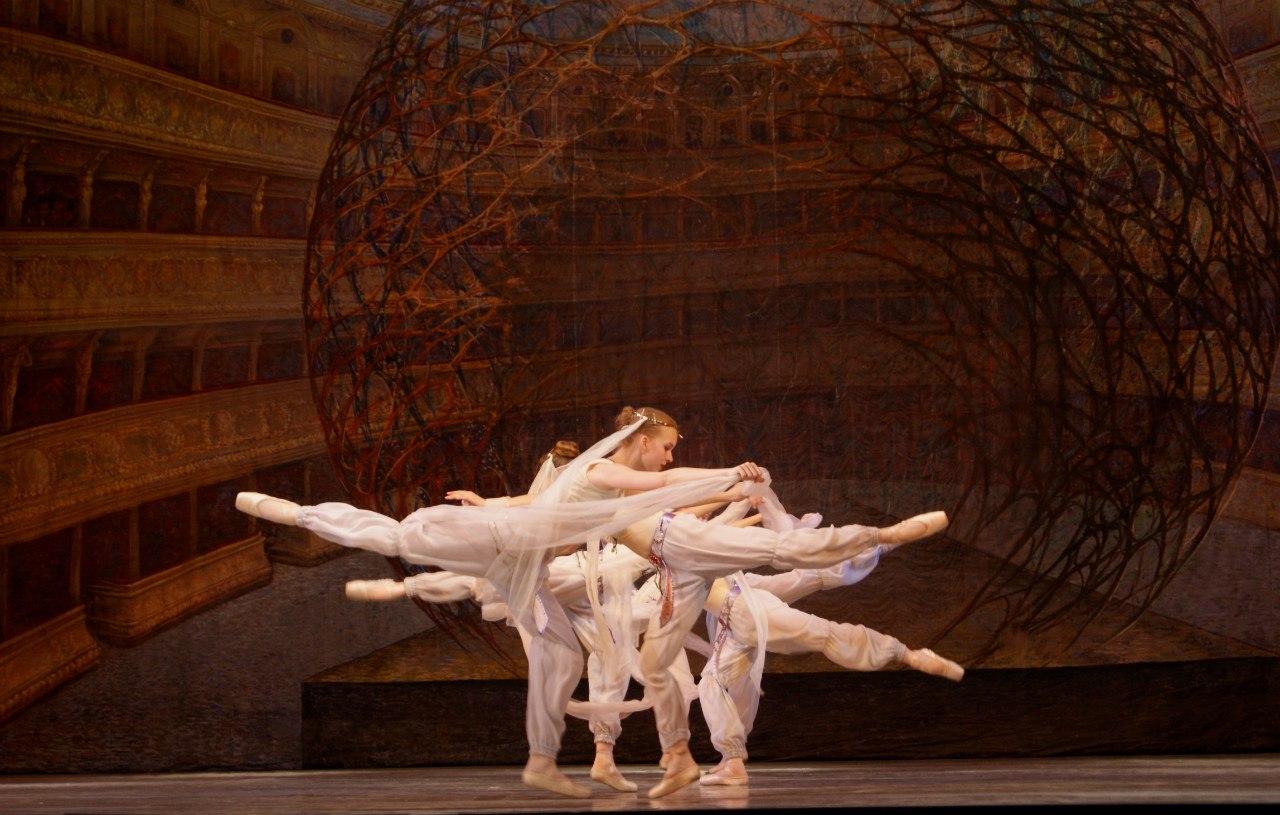 Творческий отчет Львовской государственной хореографической школы