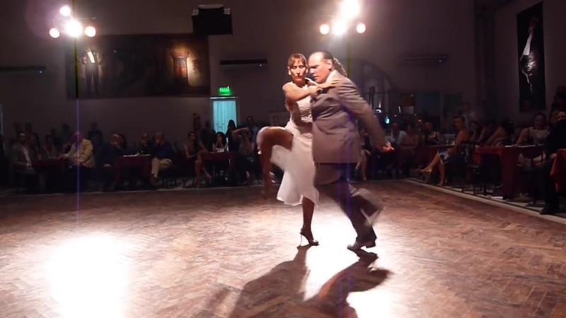 Lorena Ermocida y Pancho Martinez Pey - Mala Junta (Tango)