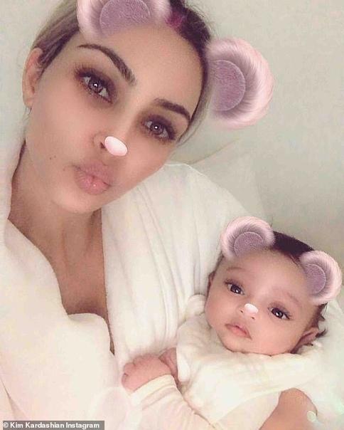 """""""It's a boy!"""": Ким Кардашьян и Канье Уэст стали родителями в четвертый раз"""