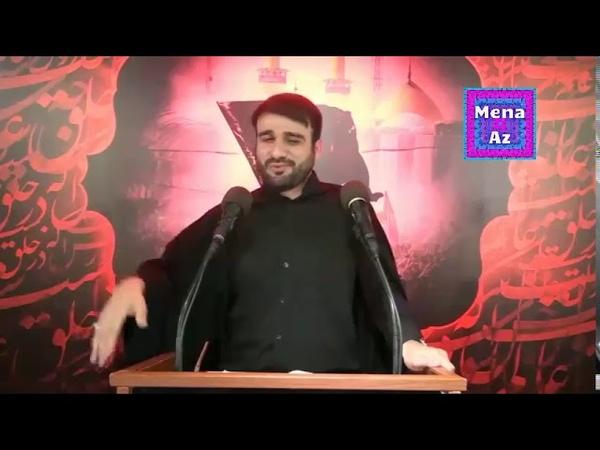 Haci Ramil Allahdan olan Həya hissi nin xeyirləri 2o18 YENI