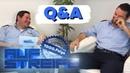 Q A mit Paul Richter und Stephan Sindera 1000 Folge Spezial Auf Streife SAT 1 TV