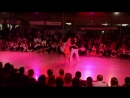 Tango Rosas y Gisela de Torino
