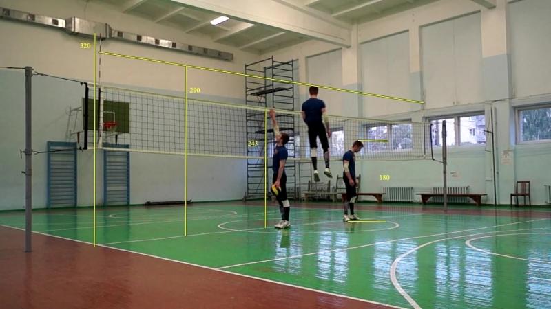 Максимальный вертикальный прыжок 110 см. vertical jump 45 inch