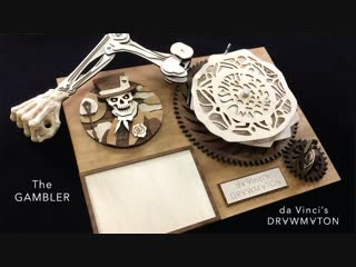 Инженер частично воссоздал «рисующего» робота Леонардо да Винчи by;tyth xfcnbxyj djccjplfk «hbce.otuj» hj,jnf ktjyfhlj lf dbyxb