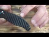 Тяпка от Ganzo 1900р. Технические характеристики ножа: Марка стали: 440C Тип замка: Axis lock Тип заточки: прямой Форма клинка