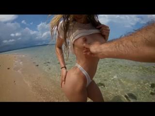 Leolulu - sex on the beach (brazzers, порно, анал, porno, сиськи, жопа, mofos, webcam, manyvids)