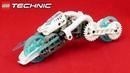 Lego Technic 8511 RoboRiders FROST – Обзор Лего Техник 2000 года на русском