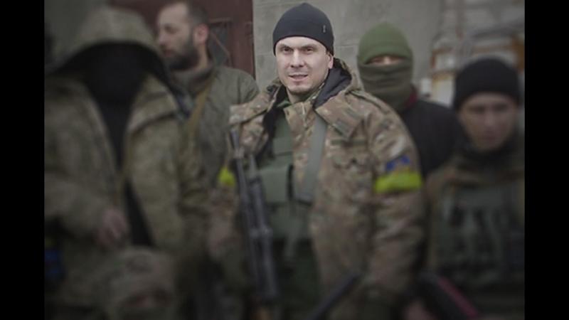 АДАМ ОСМАЄВ - командир бат. ім. Джохара Дудаєва в Україні