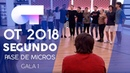 THIS IS ME - GRUPAL | Segundo pase de micros Gala 1 | OT 2018