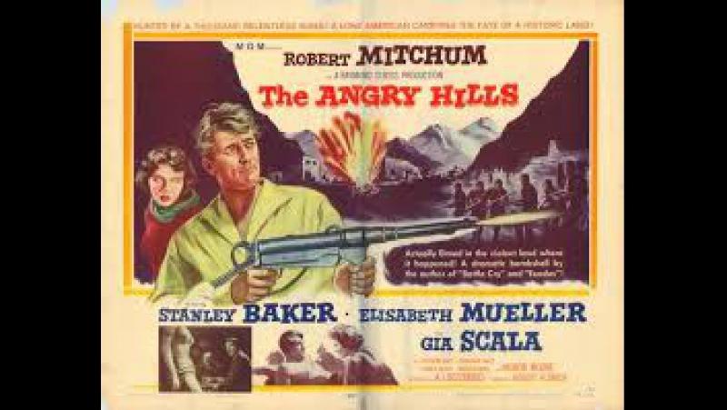 Traicion en Atenas (The Angry Hills) (1959) (Español)
