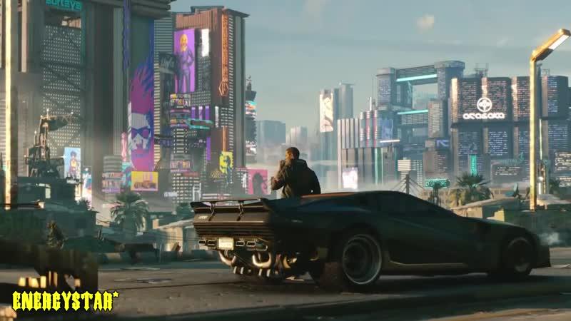 Трейлер • Cyberpunk 2077 • E3 2018 • PS4, Xbox One, PC