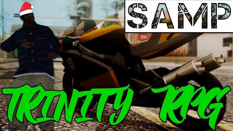 ПОКАТУШКИ НА / NRG-500 / SAMP 0.3.7 / GTA-TRINITY RPG