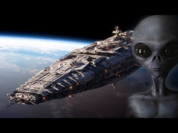 AREA 51: Humans collaborate with Aliens for the construction of Space Ships