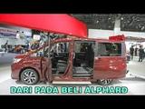Toyota Voxy Dan Nissan Serena Kalah Telak ! Produk MPV Terbaru Dari Honda