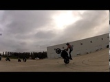 No Excuses Stunt Ride Video For Mr. O-G Smith Birthday