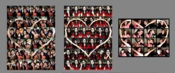 Как сделать на фотографиях сердце 936