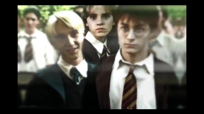 DracoMalfoy | HermioneGrenger | Harry Potter vine
