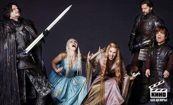 Шестой сезон американского сериала «Игра престолов» стартует 24 апреля 2016 ...