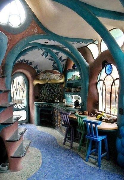 Сказочная кухня (1 фото) - картинка