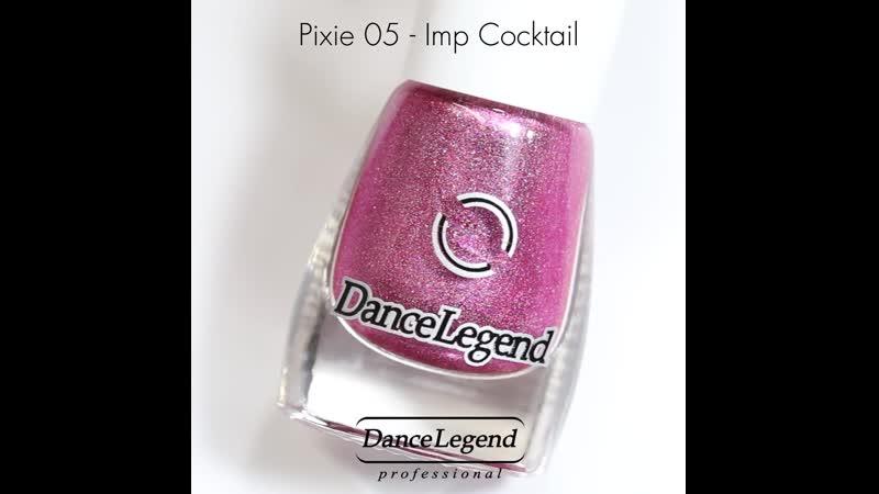 Pixie 05 Imp Cocktail Dance Legend