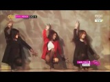 [Live HD] 140524 Jiyeon - Never Ever (1분1초) @ Music Core Debut Stage