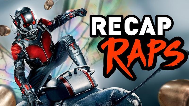 Ant-Man in 3 Minutes (Recap Rap)