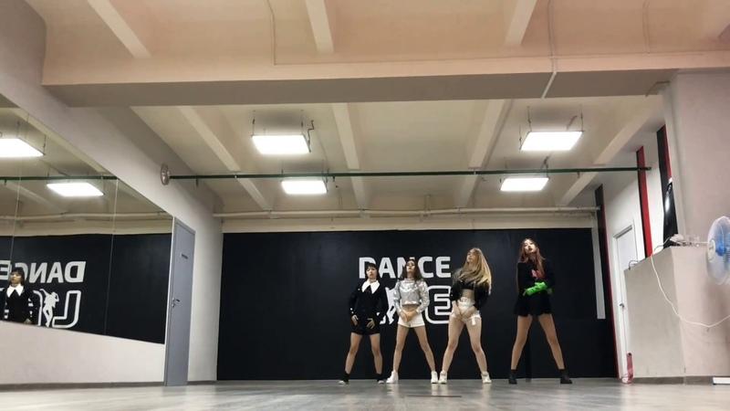 Dance practice 블랙핑크BLACKPINK 뚜두뚜두 DDU DU DDU DU by JEWEL