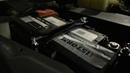 Опель Антара 2.2. Дизель – крепление аккумулятора / Opel Antara 2.2 CDTI - accumulator fastening