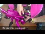 Видео инструкция по сборке Lexus Trike Next Generation