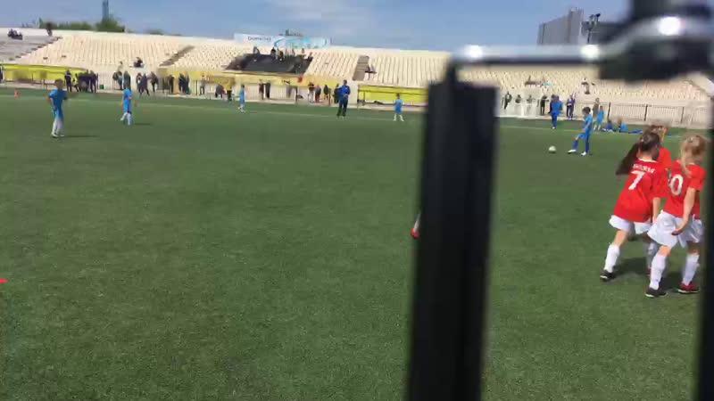 ЖФК МЕГА | Футбол для девочек | Самара — Live