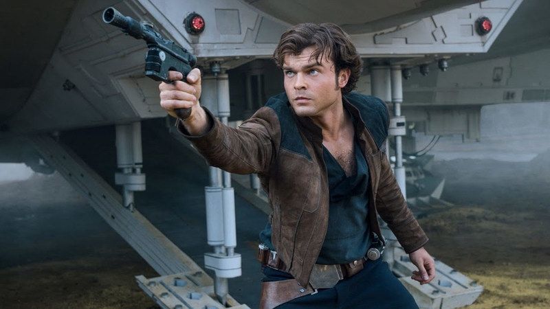 Solo A Star Wars Story Behind the VFX - BBC Click