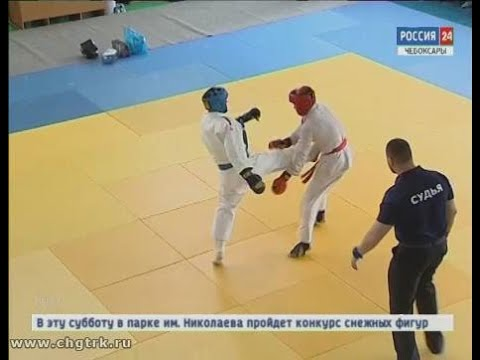 Спецназовцы МВД из 11 регионов страны собрались в Чебоксарах на турнир по рукопашному бою